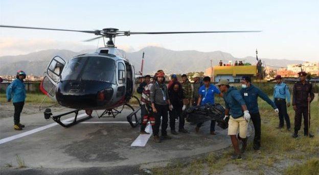 alpinismo nepal