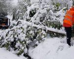 Spagna, tempesta di neve: è anticipo d'inverno