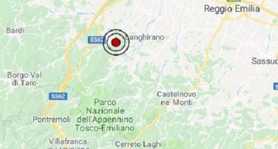 Terremoto toscana oggi e ultimi 7 giorni centro meteo for Oggi in romagna