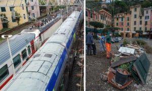 Maltempo, danni e disagi in Liguria