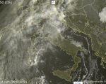 Tempo stabile ma con molte nuvole e nebbie - sat24.com