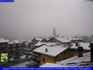 Previsioni meteo Italia neve al nord Italia, piogge al centro-sud. Lento miglioramento nei prossimi giorni. foto-maxpiantoni.it