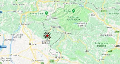terremoto oggi 19 novembre 2018