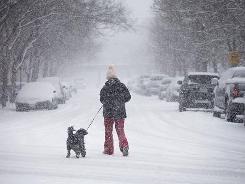 METEO ITALIA: freddo e possibile neve a bassa quota nei prossimi giorni