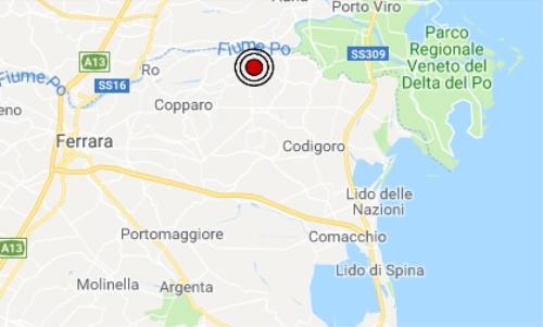 Terremoto oggi emilia romagna 22 dicembre 2018 scossa m for Oggi in romagna