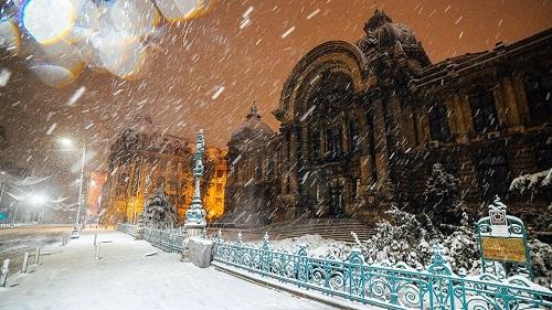 Meteo Inverno 2018 2019 Ondate Di Freddo In Arrivo In Italia Da