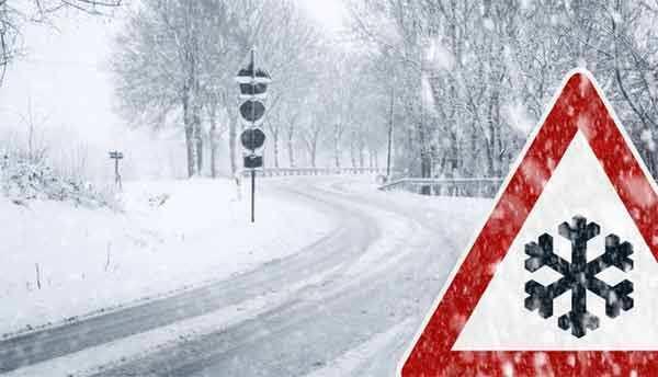 Freddo e neve di nuovo in marcia verso l'Italia - quiquotidiano.it