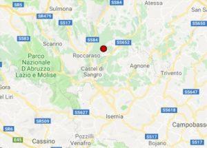 Terremoto oggi Abruzzo 10 gennaio 2019