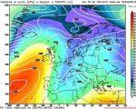 Diverse fasi perturbate sull'Italia con clima più freddo
