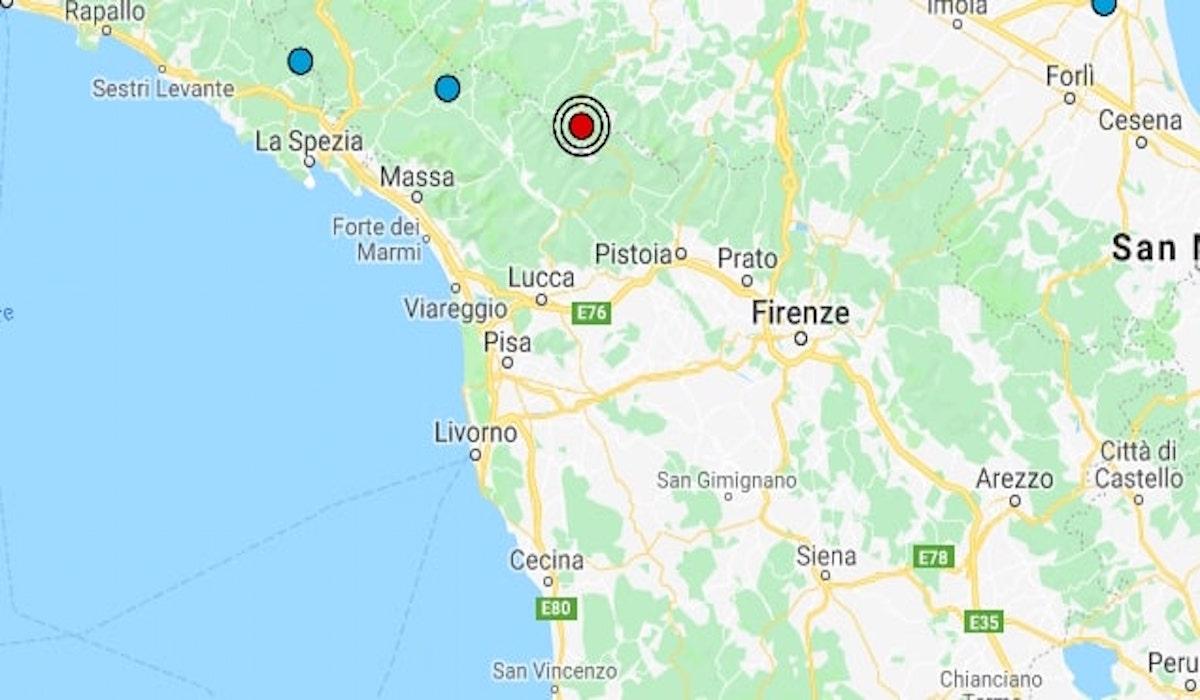 Terremoto oggi emilia romagna 22 gennaio 2019 scossa m 2 for Oggi in romagna