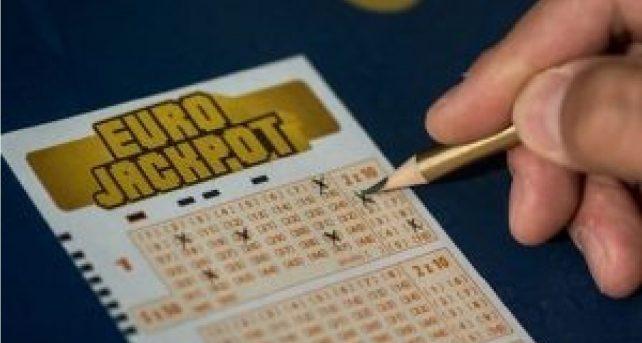 Eurojackpot 16.02.18