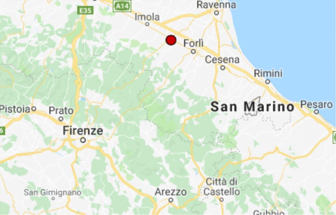 Terremoto oggi emilia romagna 8 febbraio 2019 scossa m 2 for Oggi in romagna