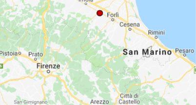 Terremoto emilia romagna oggi e ultimi 7 giorni centro for Ingv lista terremoti di oggi