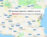 terremoto oggi 9 febbraio 2019