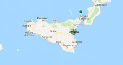 terremoto oggi 10 febbraio 2019