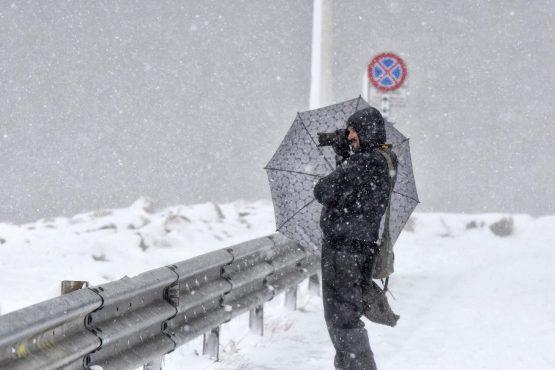 Freddo e neve verso il Centro-Sud, condizioni meteo in miglioramento al Nord - cronachemaceratesi.it
