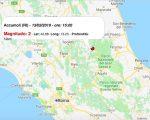 terremoto oggi lazio 13 febbraio 2019