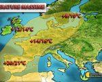 Caldo anomalo su mezza Europa ma alcuni scenari freddi in vista per fine mese