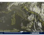 Tempo instabile al Sud con piogge e neve in montagna, sole al Centro-Nord - sat24.com