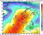 Super anticiclone verso l'Europa, aria fredda sui Balcani