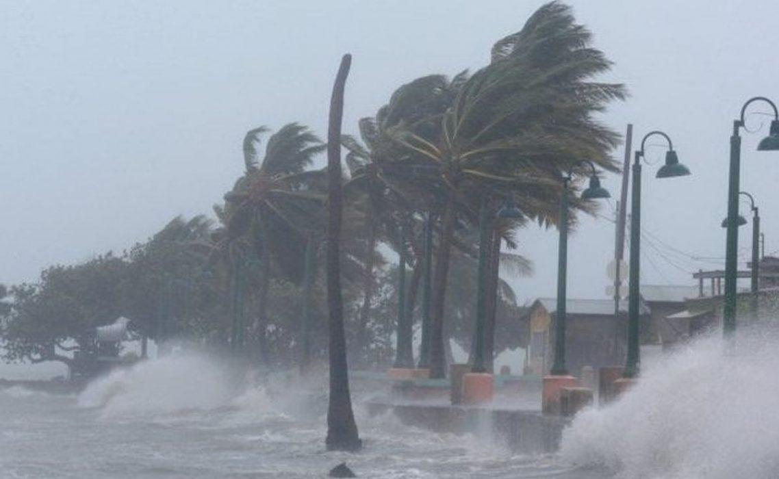 Maltempo nel Mediterraneo orientale: piogge, temporali e mareggiate. Fonte: L'Occhio di Napoli