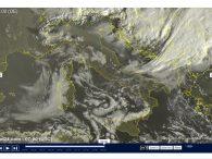 Peggioramento meteo in arrivo nelle prossime ore - sat24.com