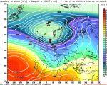 Ultimi aggiornamenti dei modelli che confermano una serie di peggioramenti meteo per l'Italia