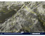 Nuvole in transito e qualche pioggia sull'Italia, ecco le previsioni - sat24.com