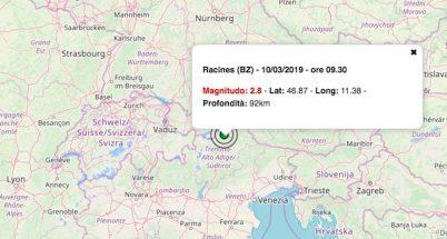 terremoto oggi 10 marzo 2019