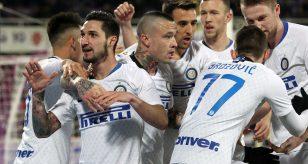 Inter-Eintracht del 14 marzo 2019