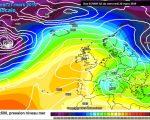 Freddo e neve sull'Italia secondo le ultime uscite dei modelli, in particolare ECMWF - meteociel.fr