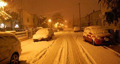 Freddo e neve pronti a tornare sulla penisola
