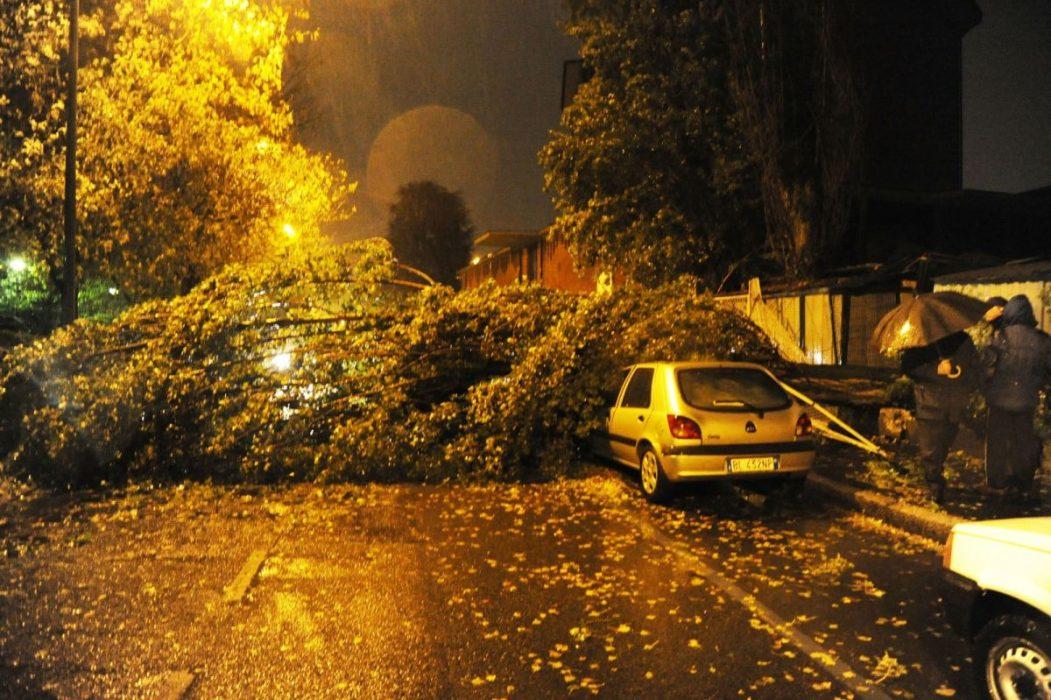 Tempesta di vento nelle prossime ore sulla penisola. Foto repertorio