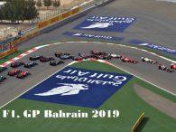 F1 GP Bahrain 2019