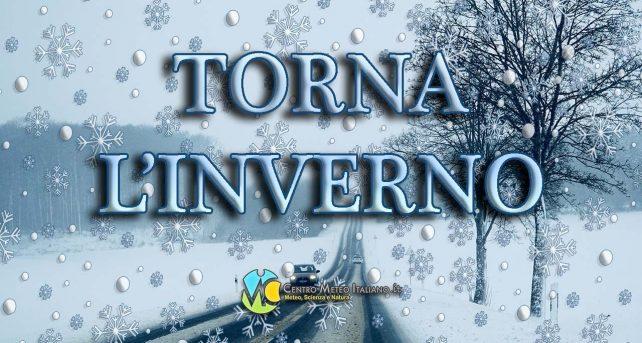 Durante i primi giorni di Aprile non si esclude il ritorno del maltempo invernale in Italia.