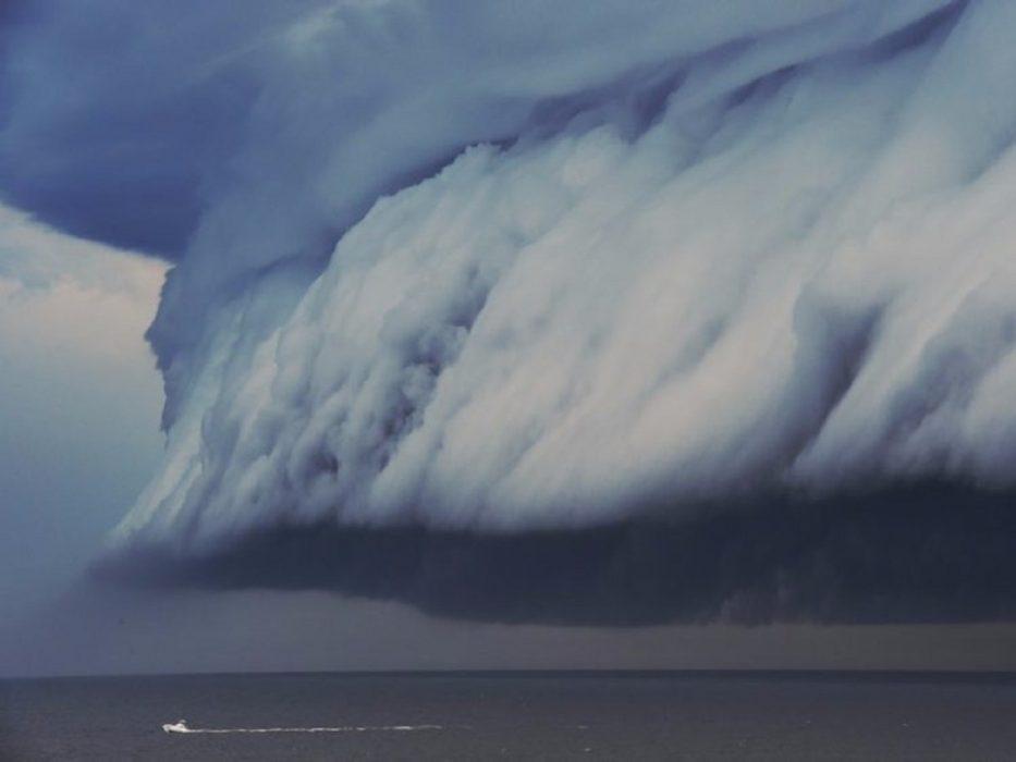 Maltempo in italia nelle prossime ore con temporali in arrivo. Fonte www.businessinsider.com