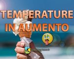Temperature in Italia durante la prossima settimana
