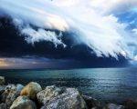 Maltempo con temporali. Foto Anto82castelli