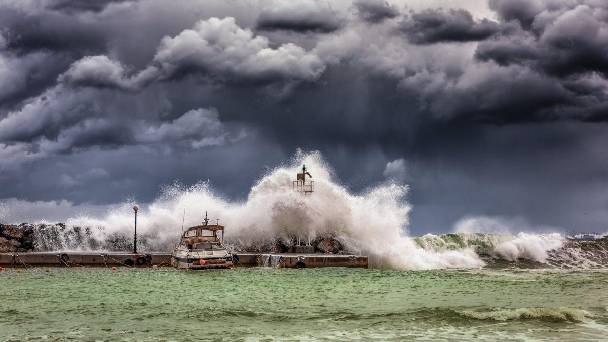 Maltempo di nuovo protagonista per il 25 Aprile stando alle ultime uscite dei principali modelli meteo, con l'arrivo di una nuova perturbazione. Fonte: pexels.com
