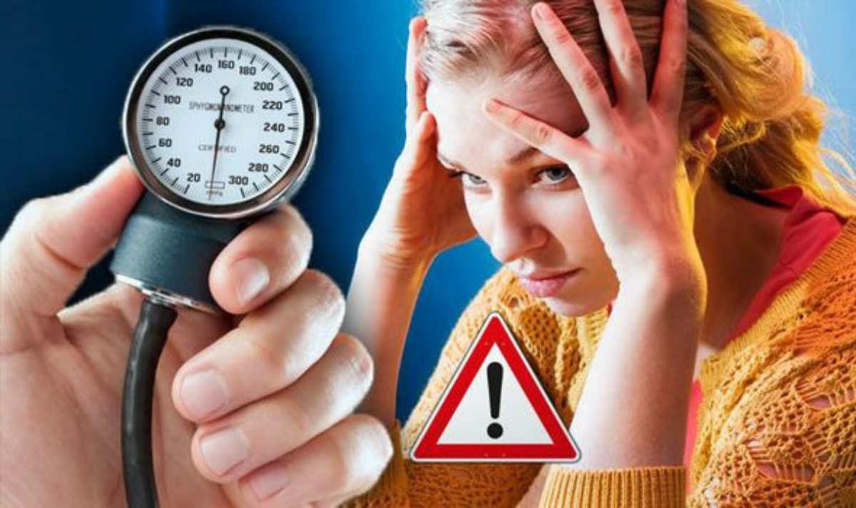 Ipertensione, questi sintomi ti stanno indicando che la..