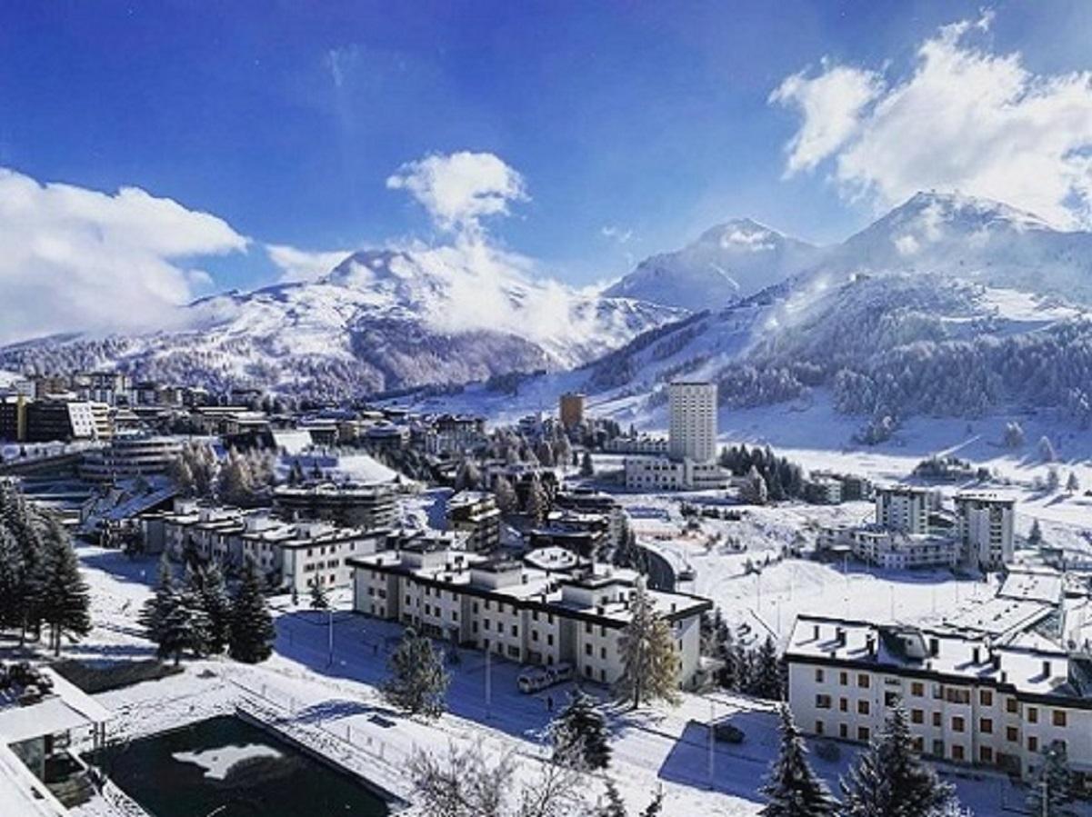 Nuove nevicate in arrivo sulle Alpi, foto Dario Castelletti.