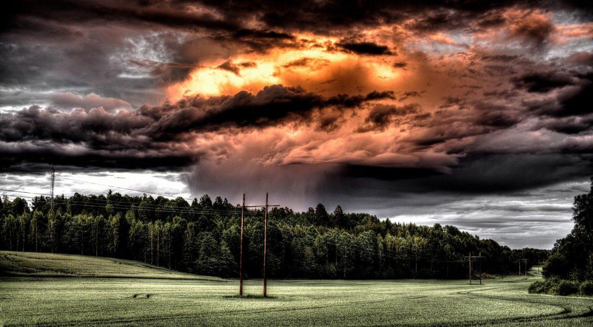 Ancora tante piogge in vista per l'Italia in questa dinamico mese di maggio - pixabay.com