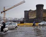 Maltempo anche a Napoli con piogge e temporali nei prossimi giorni. Fonte Grandenapoli.it