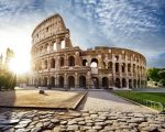 Cieli poco nuvolosi a Roma, oggi e domani tregua dal maltempo sulla capitale. Fonte: siviaggia.it