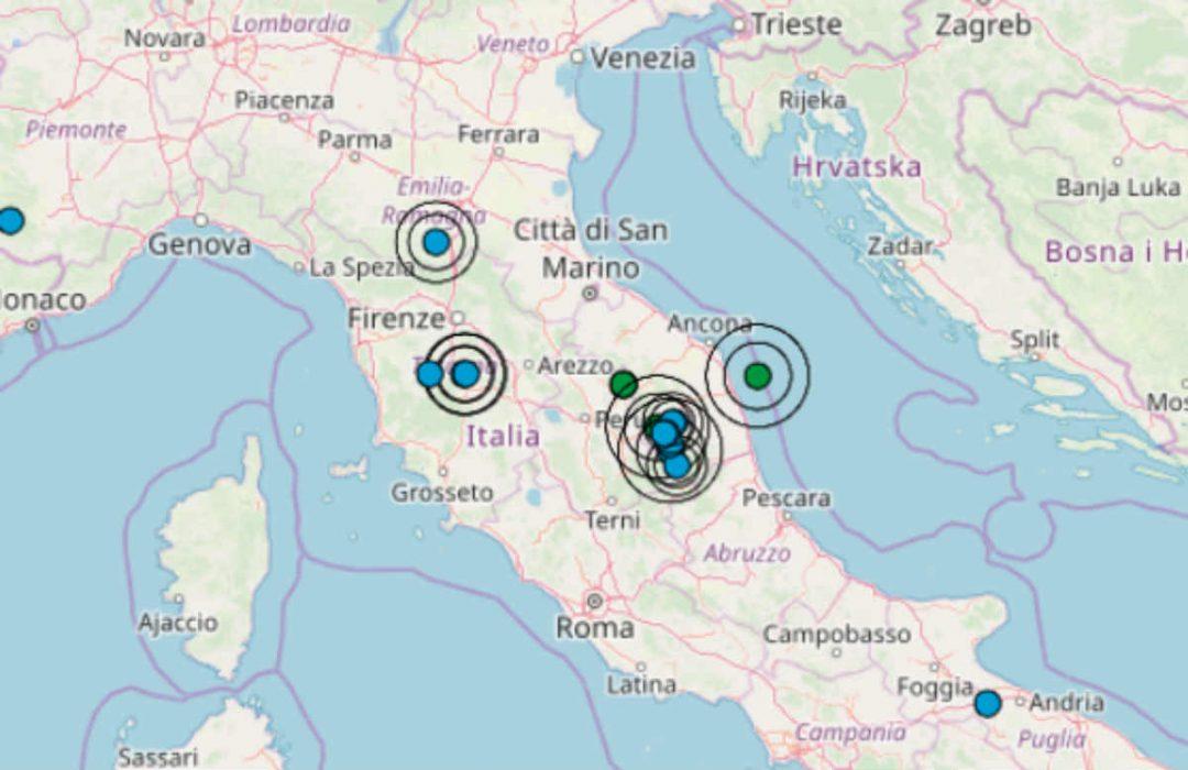 Trema il Vesuvio, scossa di terremoto nella notte