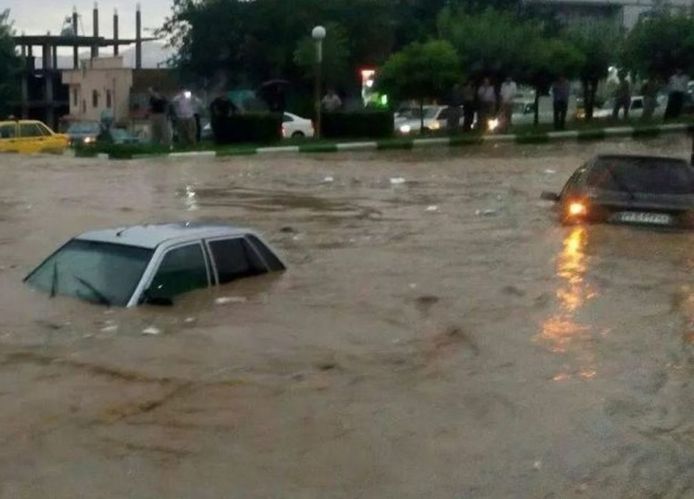 Alluvione sconvolge l'Oman. Fonte:media express