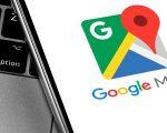 google maps calamità