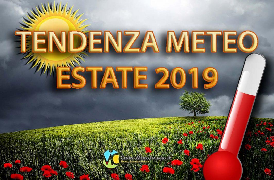 Estate 2019, vediamo la tendenza meteo per giugno, luglio e agosto - pixabay.com