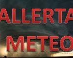 Allerta meteo urugente