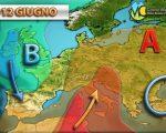 Intensa ondata di caldo in arrivo in Italia